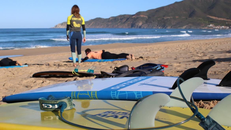 Surf Camp & School